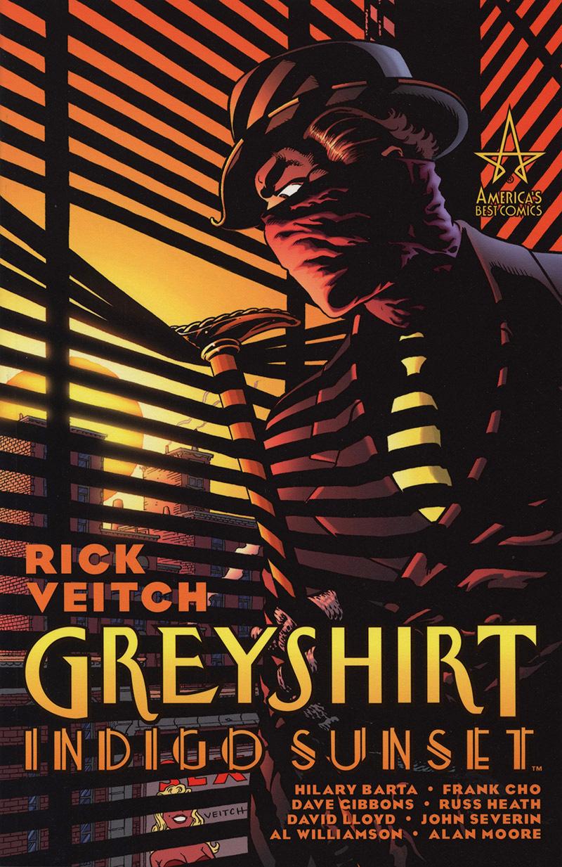 Greyshirt: Indigo Sunset