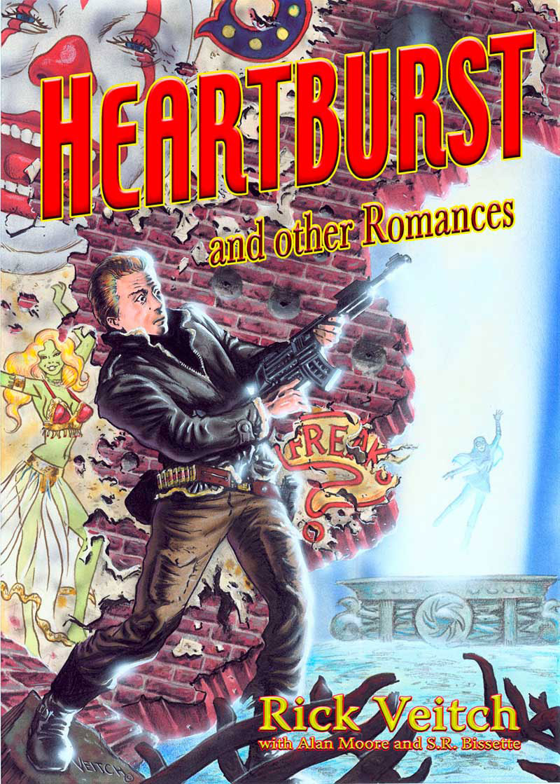 Heartburst And Other Romances