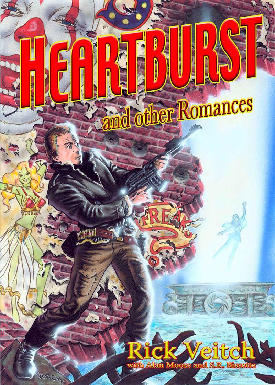 Heartburst and other Romances
