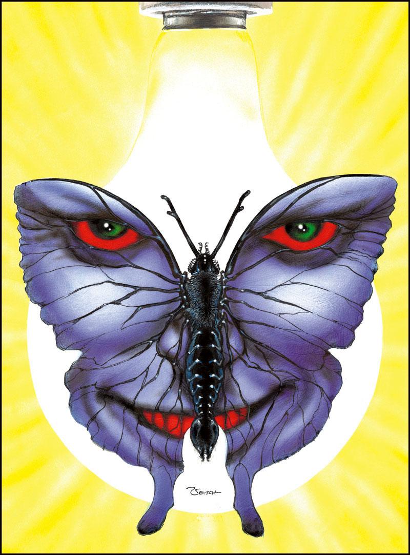 Mothface Poster