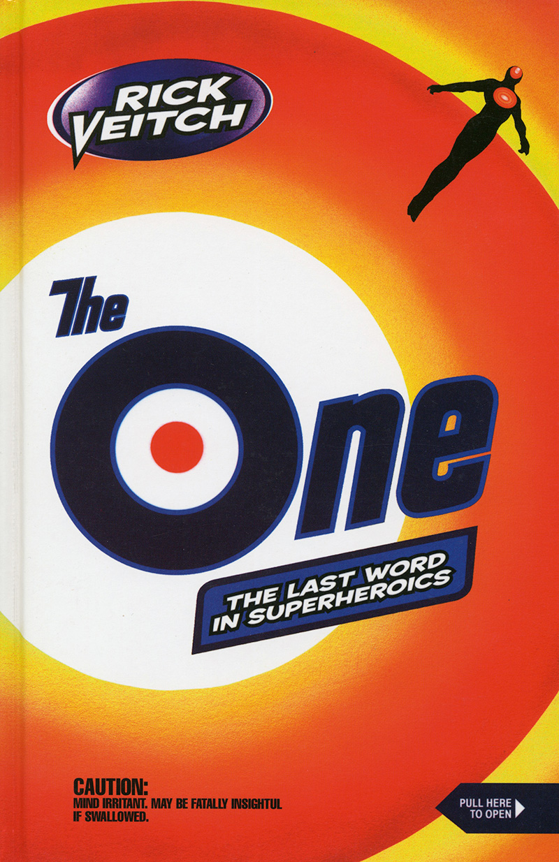 THE ONE Hardcover